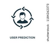 user prediction icon....