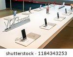 berlin  germany  august 29 ... | Shutterstock . vector #1184343253
