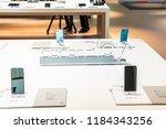 berlin  germany  august 29 ... | Shutterstock . vector #1184343256