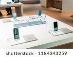 berlin  germany  august 29 ... | Shutterstock . vector #1184343259