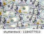finance concept of money...   Shutterstock . vector #1184377513