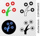 medical tree eps vector...   Shutterstock .eps vector #1184386603