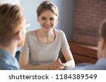 confident millennial... | Shutterstock . vector #1184389549
