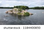 stony lake  ontario  canada | Shutterstock . vector #1184400850