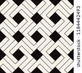 vector seamless pattern. modern ... | Shutterstock .eps vector #1184442493