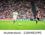 bilbao  spain   september 15 ... | Shutterstock . vector #1184481490