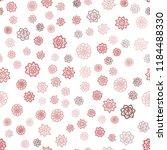 light red vector seamless cover ... | Shutterstock .eps vector #1184488330