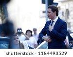 salzburg  austria 20th sep.... | Shutterstock . vector #1184493529