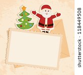 congratulation gold retro... | Shutterstock .eps vector #118449508
