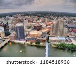 Grand Rapids is a large City in Michigan