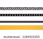 elastic band fabric picture | Shutterstock . vector #1184522353