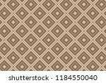 art brown color seamless... | Shutterstock . vector #1184550040