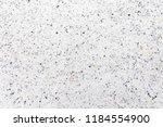 pattern terrazzo floor or... | Shutterstock . vector #1184554900