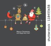 Greeting Card  Christmas Card...