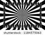 radial background material... | Shutterstock .eps vector #1184575063