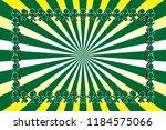 radial background material... | Shutterstock .eps vector #1184575066