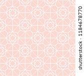 art deco seamless background.   Shutterstock .eps vector #1184678770