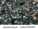 brazil  rio de janeiro. a view...   Shutterstock . vector #1184705959