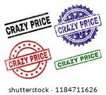 crazy price seal prints with... | Shutterstock .eps vector #1184711626