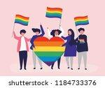 character illustration of... | Shutterstock .eps vector #1184733376