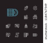 money payment icons set. online ...