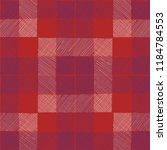 tartan checkered plaid seamless ...   Shutterstock .eps vector #1184784553