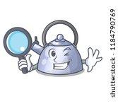 detective steel whistling... | Shutterstock .eps vector #1184790769