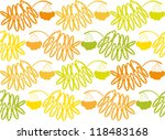 seamless pattern of the... | Shutterstock .eps vector #118483168