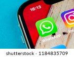 sankt petersburg  russia ... | Shutterstock . vector #1184835709