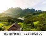 doi luang chiang dao homestay   ... | Shutterstock . vector #1184852500