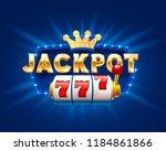 jackpot 777 slots banner text ...