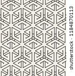 vector seamless pattern. modern ...   Shutterstock .eps vector #1184870113
