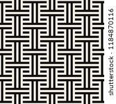 vector seamless pattern. modern ... | Shutterstock .eps vector #1184870116
