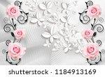 3d illustration  light... | Shutterstock . vector #1184913169