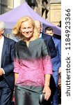 Small photo of The Hague, The Netherlands - September 18, 2018: Minister for Foreign Trade and Development Cooperation Sigrid Kaag