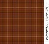 tartan traditional checkered...   Shutterstock .eps vector #1184933473