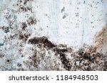 old rusty iron. rusty wall... | Shutterstock . vector #1184948503