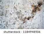 old rusty iron. rusty wall... | Shutterstock . vector #1184948506