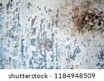 old rusty iron. rusty wall... | Shutterstock . vector #1184948509