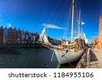 gdansk  poland   september 2 ... | Shutterstock . vector #1184955106