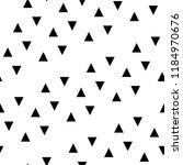 triangles backdrop. triangular... | Shutterstock .eps vector #1184970676