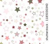 seamless vector repetitive... | Shutterstock .eps vector #1185030340