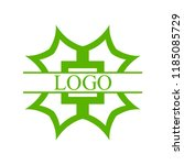 flourishes calligraphic art... | Shutterstock .eps vector #1185085729