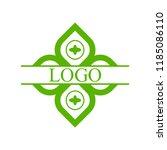 flourishes calligraphic art... | Shutterstock .eps vector #1185086110