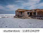 salar de uyuni  bolivia  march...   Shutterstock . vector #1185134299