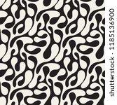 vector seamless pattern. modern ... | Shutterstock .eps vector #1185136900
