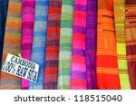 Beautiful Cambodian Silk...