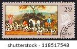 Poland   Circa 1968  A Stamp...