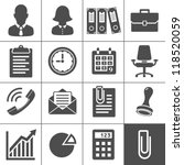 Office Icons. Simplus Series....
