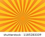 sunlight background  cartoon... | Shutterstock .eps vector #1185283339